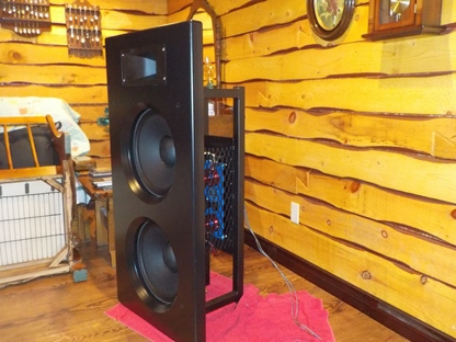 Open Baffle | Audioholics Home Theater Forums