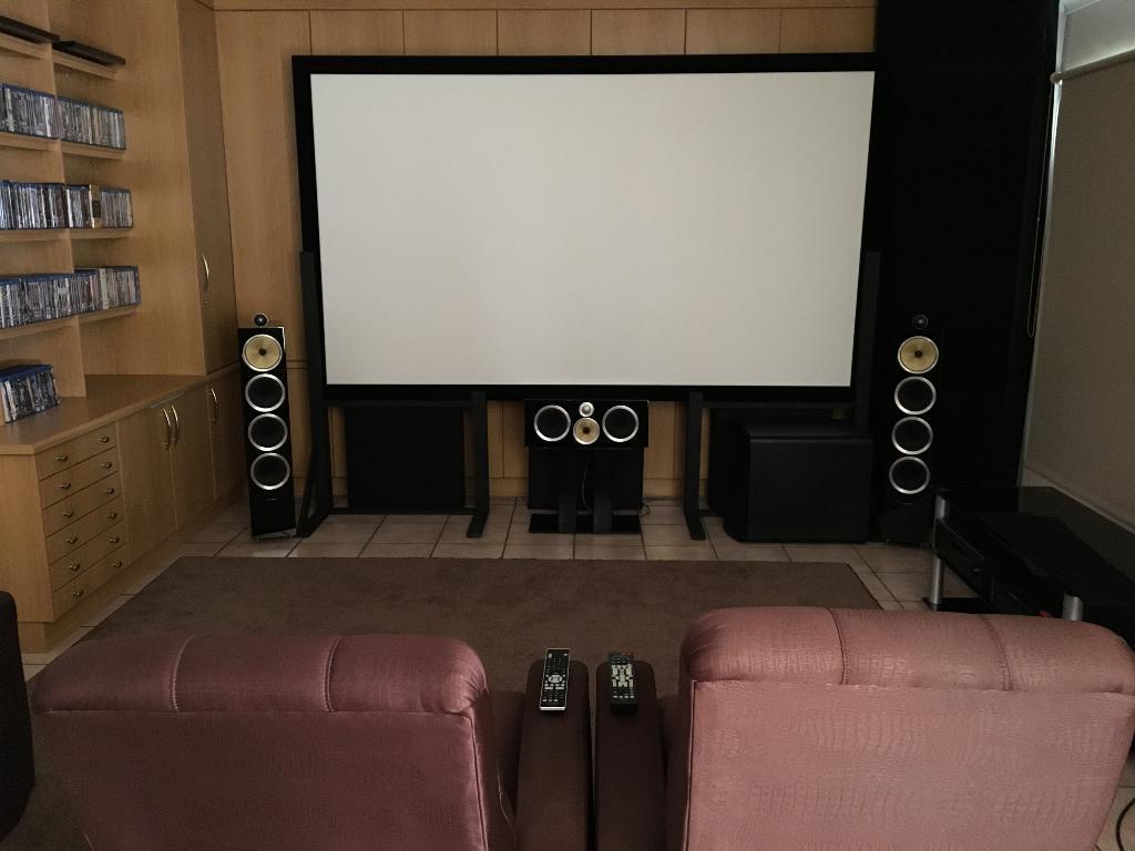 My B Amp W Svs Denon Home Cinema Audioholics Home