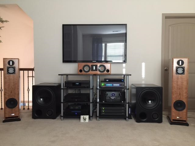 Receiver and speakers upgrade | Audioholics Home Theater Forums