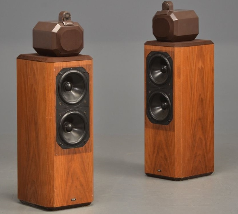 Info on B&W 802 Series 1   Audioholics Home Theater Forums