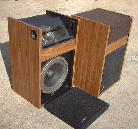 Bose 301 Series 1 Circa 1975 Anyone Know These