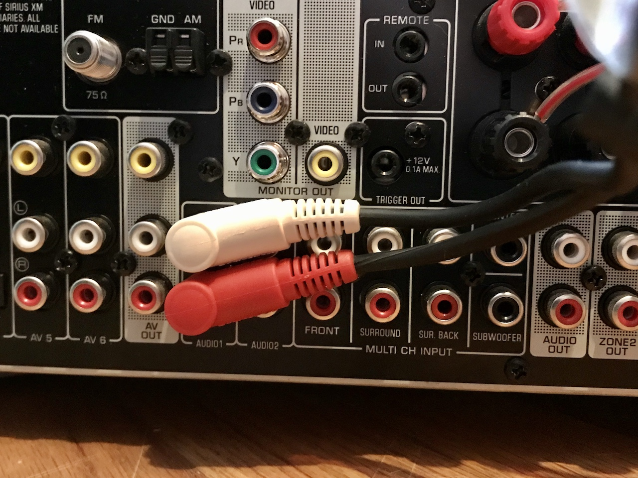 4 Audio 1 input from prepamp.jpg