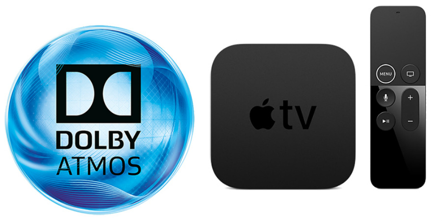 Apple TV 4K Media Player to Stream Dolby Atmos & Dolby Vision HDR