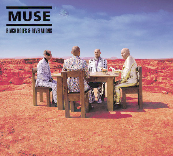 muse black holes and revelations discogs - photo #5