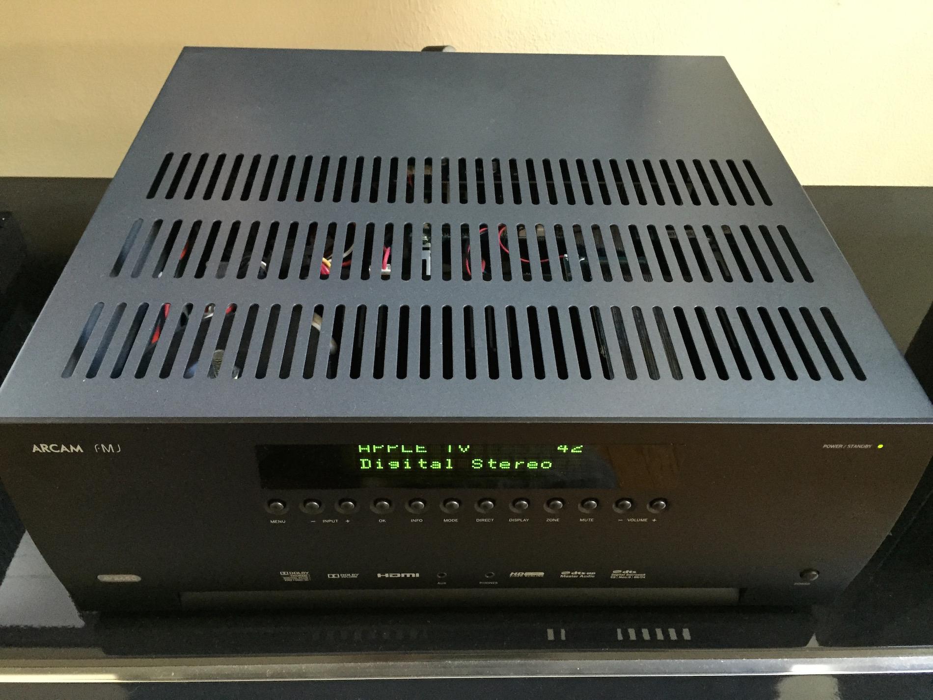 Arcam AVR 450 - 7 1 Surround Receiver - make an offer