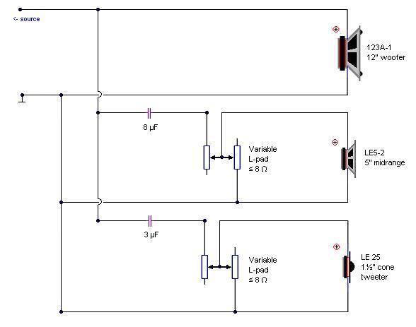 speaker crossover wiring diagram speaker image jbl crossover wiring diagram wiring diagrams and schematics on speaker crossover wiring diagram