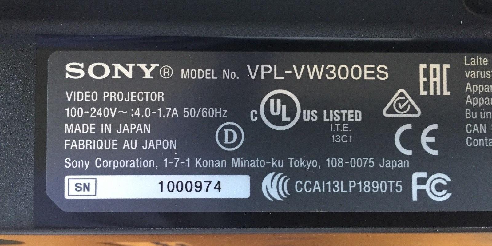 Sony Projector Manuals Ebook M60 Mcb Circuit Breaker Mini China Reader Prs 950 Array Fs Vpl Vw300es Home Cinema 4k 3d Sxrd Rh Forums Audioholics Com