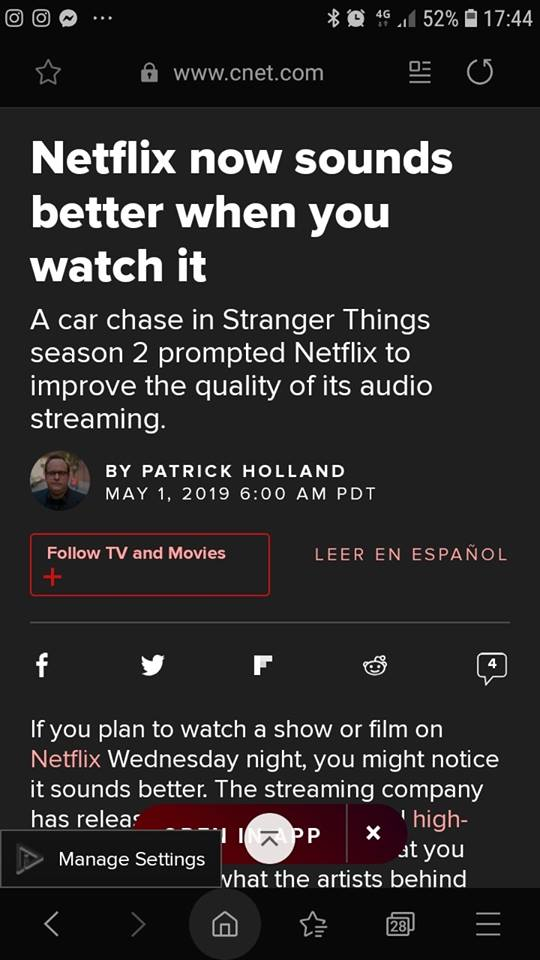 Updates to Netflix audio | Audioholics Home Theater Forums