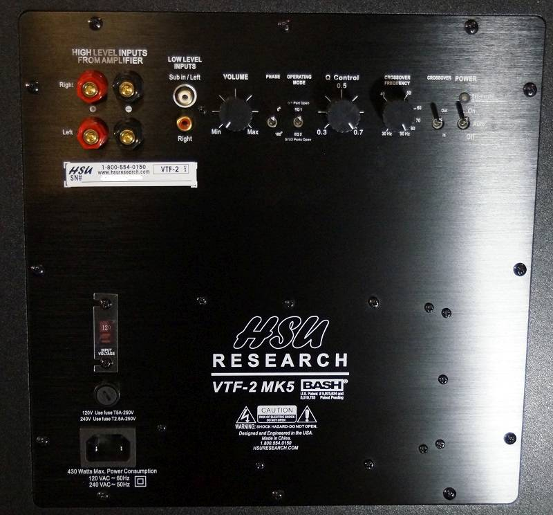Subwoofer phase: normal and reverse?? | Audioholics Home Theater Forums